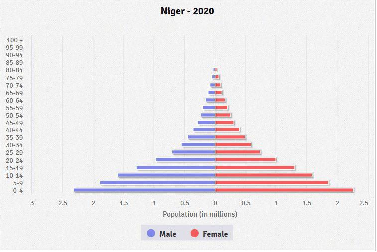 Niger Chancen