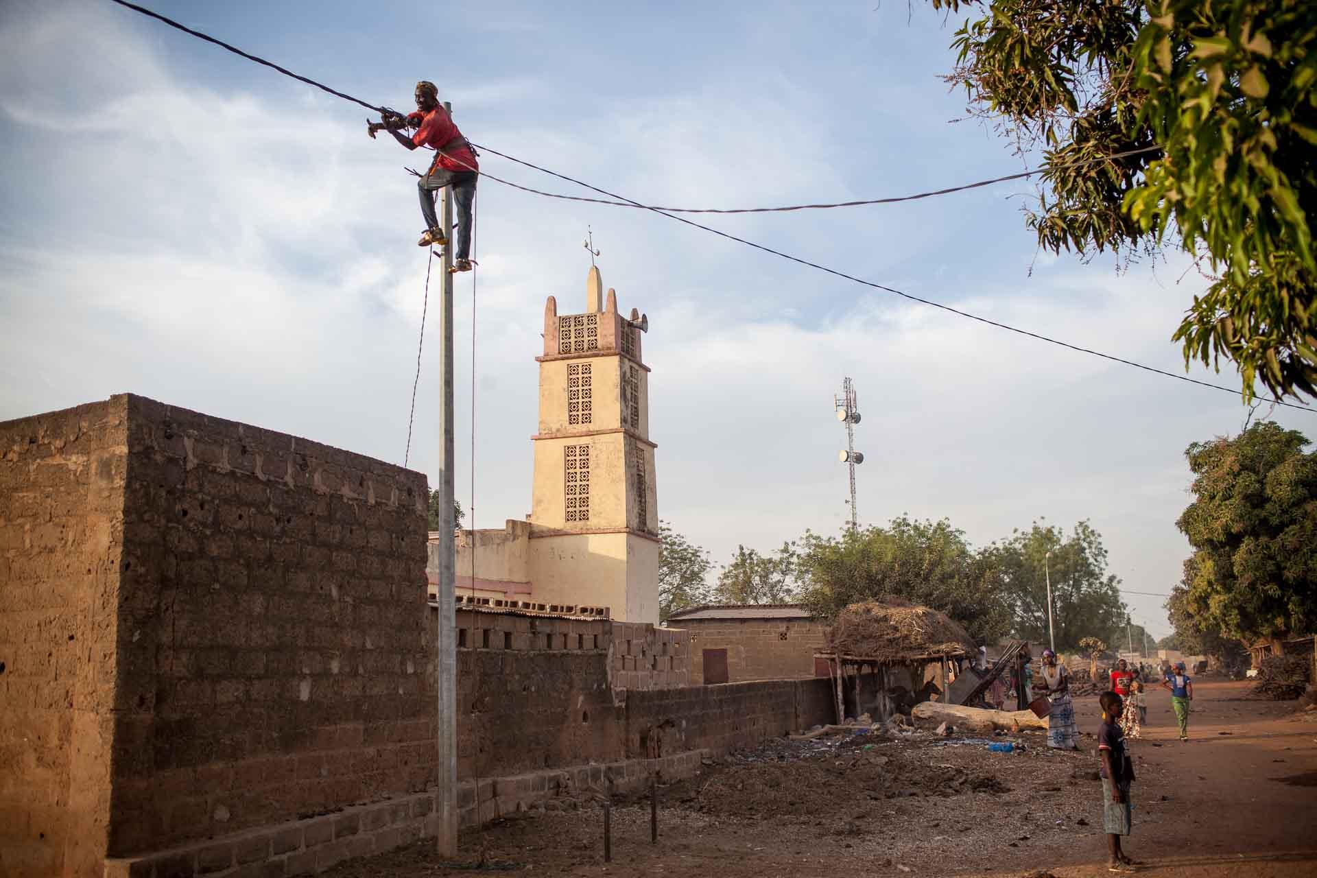 Mini-Grid, Subsahara-Afrika