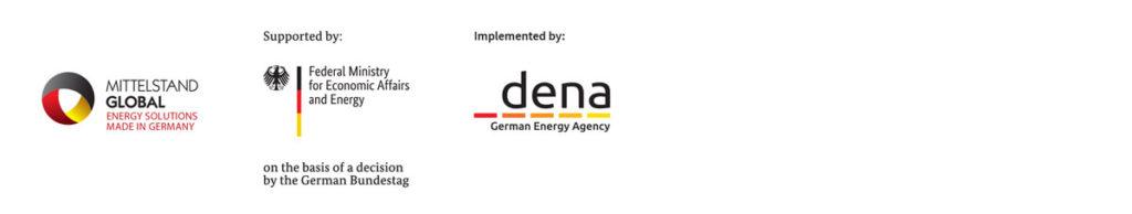 Dena logo bar