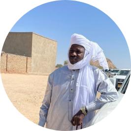 Tschad, ACTED